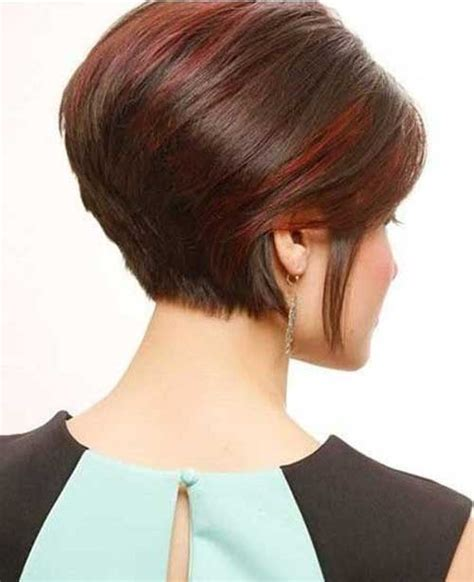 pictures of cuts and hair color with high and low lights for over 50 15 bob stacked haircuts bob hairstyles 2017 short