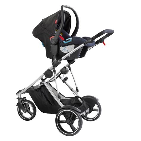 stroller with 2 infant car seats ts36 alpha car seat adaptor for dash buggy phil teds