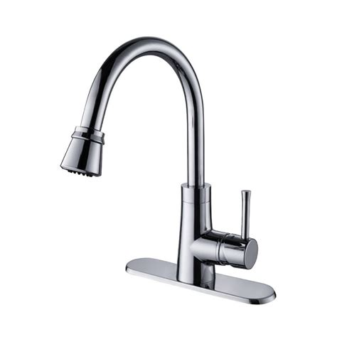 kraus kitchen faucet faucet kpf 2220ch in chrome by kraus