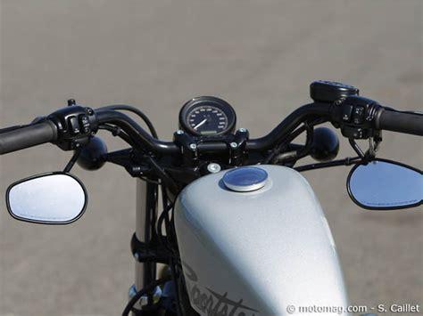 harley davidson  sportster forty  moto