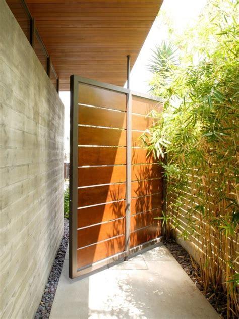 Gartentore Aus Holz Bilder 853 by Das Gartentor Die Visitenkarte Ihres Outdoor Bereichs