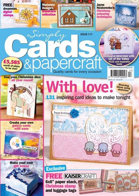 Simply Cards And Papercrafts - 44 best images about papercraft magazines covers on