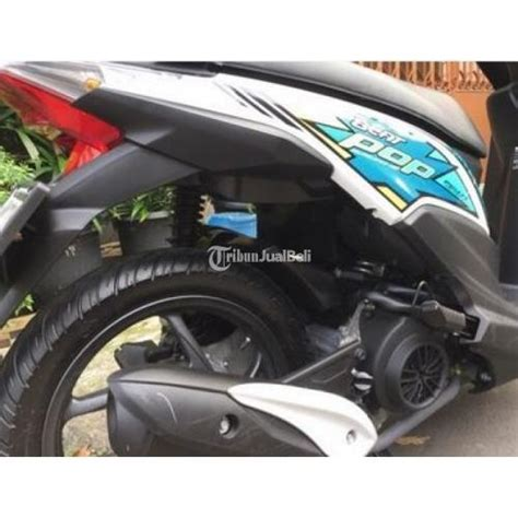 Honda Beat Pop Murah motor matic honda murah beat pop cbs iss 2016 free ride