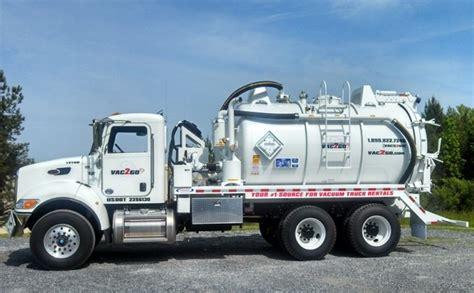 Vaccum Truck liquid vacuum truck from vac2go vacuum truck rentals
