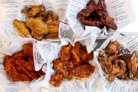 Wing Top wingstop singapore popular buffalo wings shop lands at bedok mall danielfooddiary