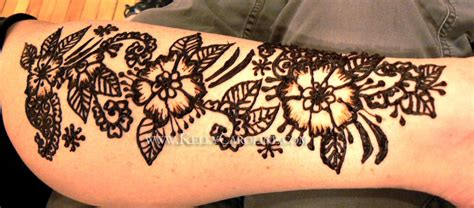 henna tattoo on thigh henna tattoos for caroline