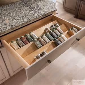 kraftmaid spice drawer insert transitional detroit
