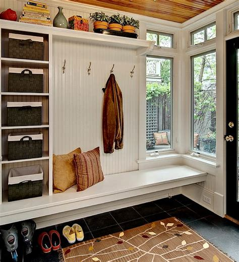 mudroom design how to design a practical mudroom
