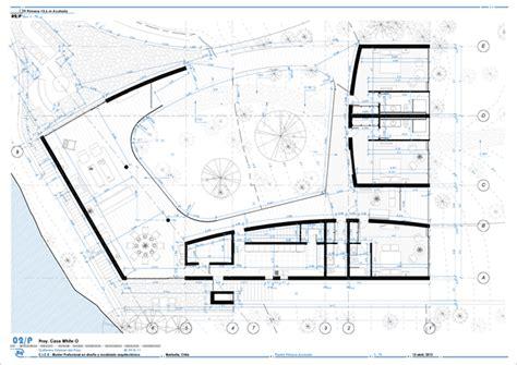 3d House Plan levantamiento estudio en bim de white o house toyo