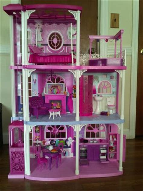 doll house with elevator 301 moved permanently