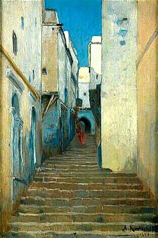 Sketches D Algerie by Peinture D Alg 233 Rie Peintre Suisse Achille Koetschet