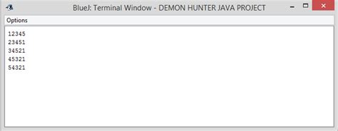 x pattern program in java java pattern program