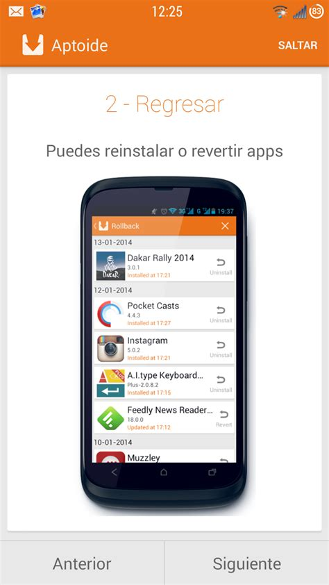aptoide es seguro aptoide v5 3 0 mod sin publicidad apk android zs