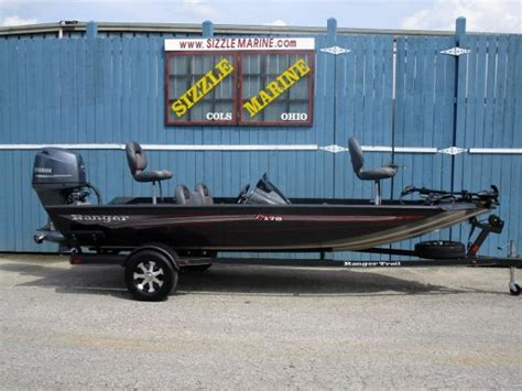 boats for sale westerville ohio 2016 ranger rt 178 columbus ohio boats