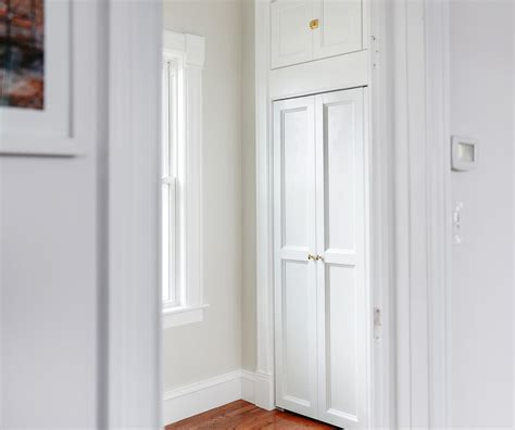 Adding Trim To Bifold Closet Doors - diy bifold doors diy do it your self