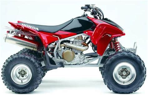 trx450r trx 450r owners manual 2005 download manuals
