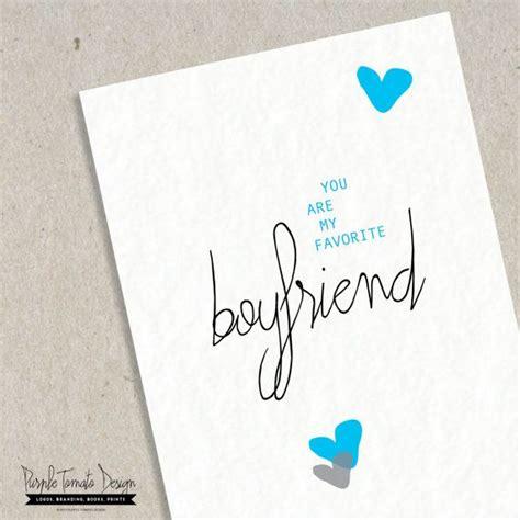 diy birthday cards for boyfriend printable favorite boyfriend card with envelope diy boyfriend birthday card anniversary card