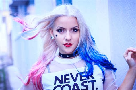 harley quinn hair color 7 best images about by wigsaloncom on
