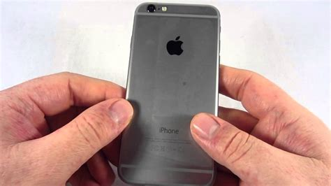 apple iphone 6 64gb space gray unboxing contract free unlocked t mobile