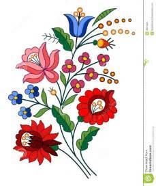 hungarian folk motif stock image image 36314091