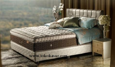 Kasur Bed Americana americana excelsior 34cm firm toko kasur