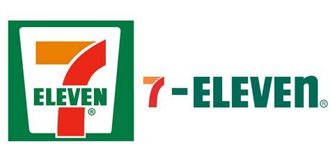 Seven Eleven creating a logo using gestalt principles herrline