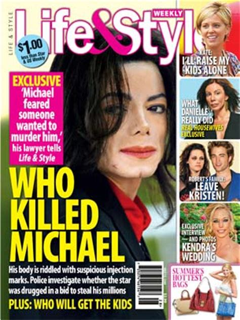 Whos News Lifestyle Magazine 22 by Michael Jackson S A Perverse In The Arm For