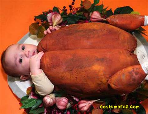 babys thanksgiving baby thanksgiving costumes costume fail