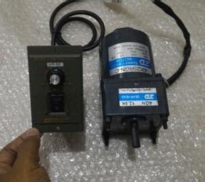 Ac Komplit jual motor ac gearbox 220v 25w komplit speed controller