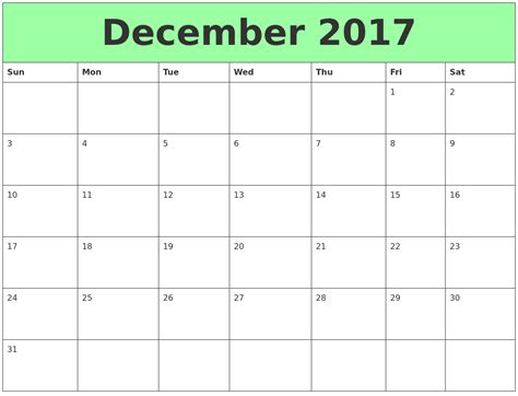 printable december calendar with holidays december 2017 printable calendar template holidays excel