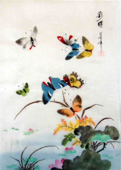 Masson Let Teach You China Painting insects painting insect 2336140 30cm x 40cm 12 x