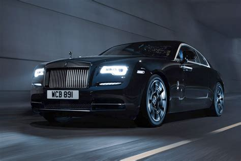 rolls royce wraith inspired by mandesager