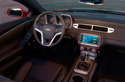 Chevy Camaro Interior by Next Chevrolet Camaro Coming In 2016 Photo Gallery