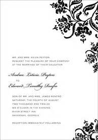 wedding invitation exle top 5 resources to get free wedding invitation templates