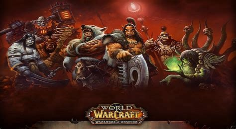 wann kommt world of warcraft warlords of draenor world of warcraft warlords of draenor starts alpha test