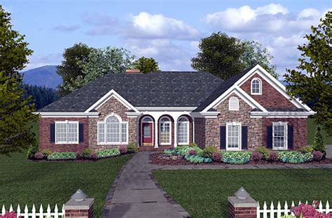 brick ranch house plans free home plans brick ranch house plans