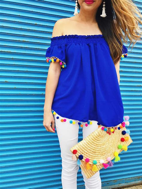Pom Pom Top the best pom pom top for soles and wine