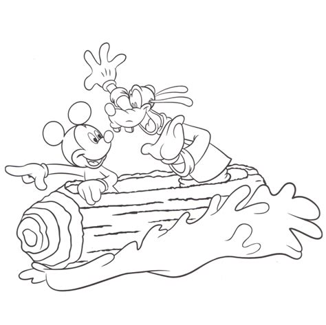 free coloring pages of disney world disney world coloring pages