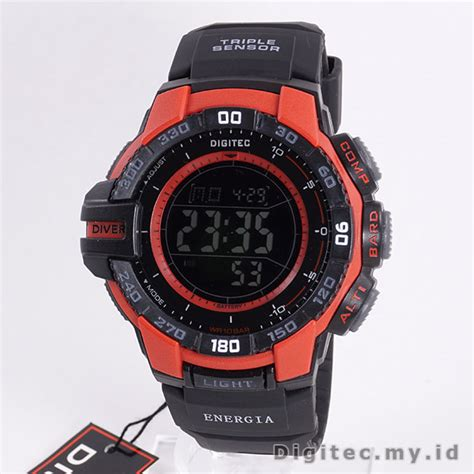 Digitec Original Dg 2070t Orange digitec dg 2070t energia diver black jam tangan