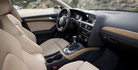 Audi A4 Interior 2013 by 2013 Audi A4 Autoblog