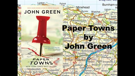 Paper Town By Green paper towns green map www imgkid the image