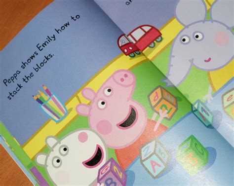 peppa s s day peppa pig books back to school with a peppa pig backpack packing