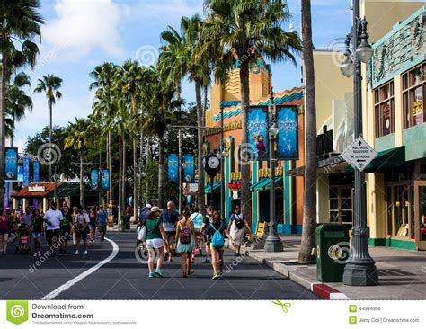 tree shop in orlando florida guests stroll the streets of disney s studios