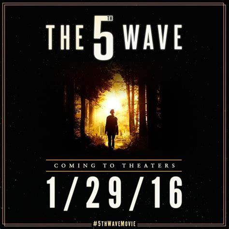 libro the 5th wave the primer p 243 ster y fecha de estreno de la quinta ola protagonizada por chloe grace moretz