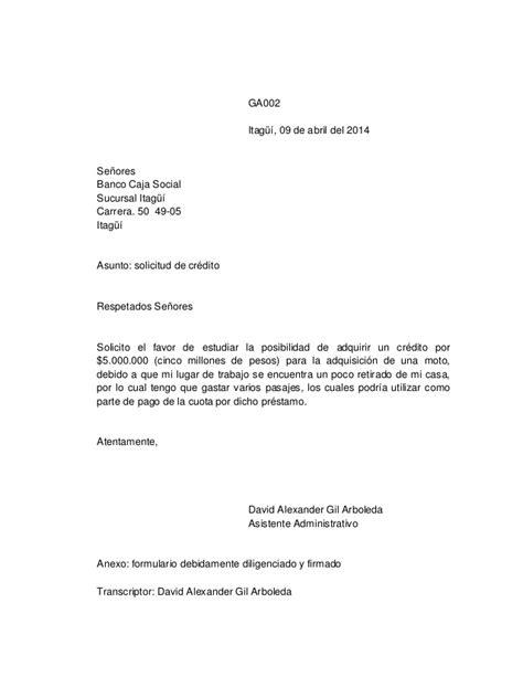 solicitud de prstamo pedir prestamo carta solicitud de prestamo de auditorio multicredito