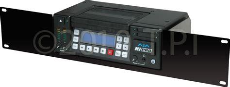 aja ki pro rackmount kit for the aja ki pro portable