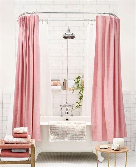 feminine curtains 17 best ideas about feminine bathroom on pinterest
