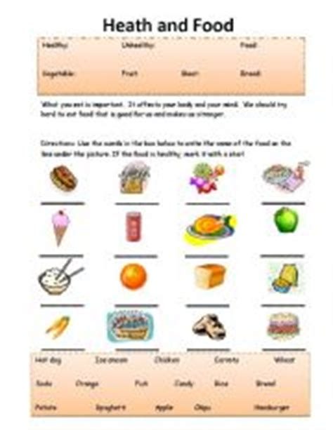 Food Safety Worksheets by Food Safety Worksheets Cockpito