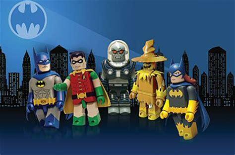 Family Batman Gold Foil Ds4519 batman kubrick set