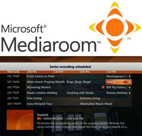 microsoft media room microsoft mediaroom iptv gets a makeover